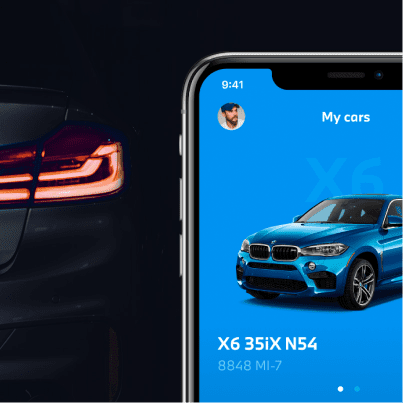 BMW Personal Account